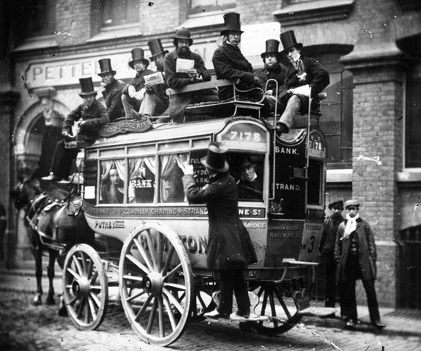 英国 ロンドン「Knifeboard Bus」:写真・画像(15)[壁紙.com]