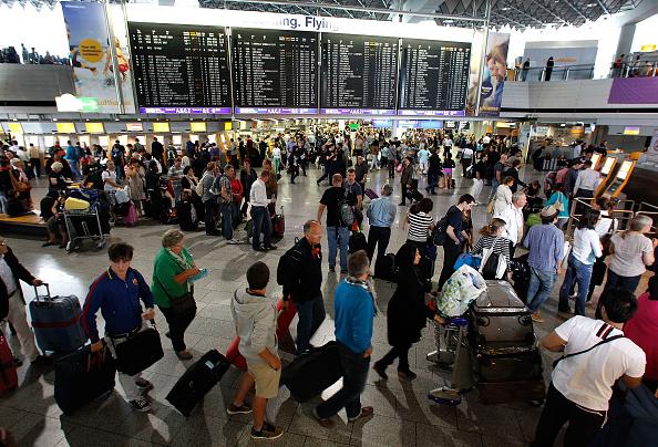 Passenger「Lufthansa Flight Attendants Launch Strike」:写真・画像(14)[壁紙.com]