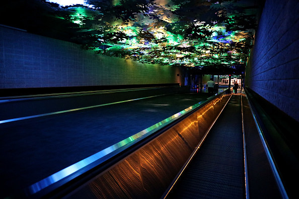 Hartsfield-Jackson Atlanta International Airport「Airline Industry Devastated By Coronavirus Pandemic, As Americans Urged To Shelter At Home」:写真・画像(3)[壁紙.com]