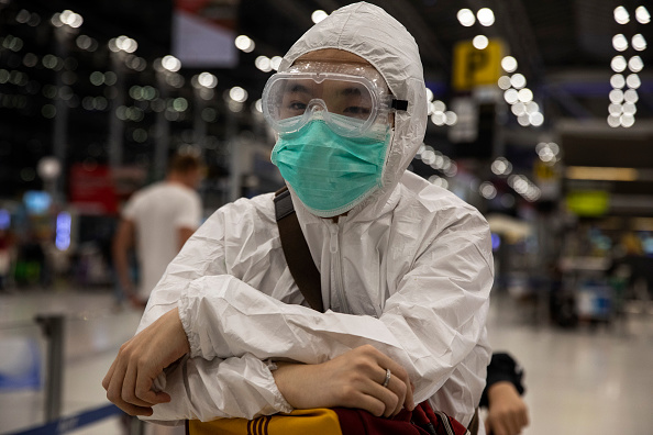 Taiwan「Travel Restrictions Imposed To Contain Spread Of The Coronavirus」:写真・画像(9)[壁紙.com]