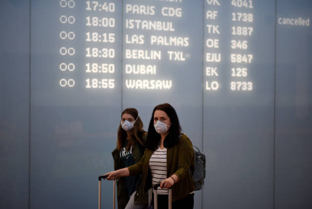 Airlines Dock Jets As Passenger Numbers Plummet Due To Coronavirus:ニュース(壁紙.com)