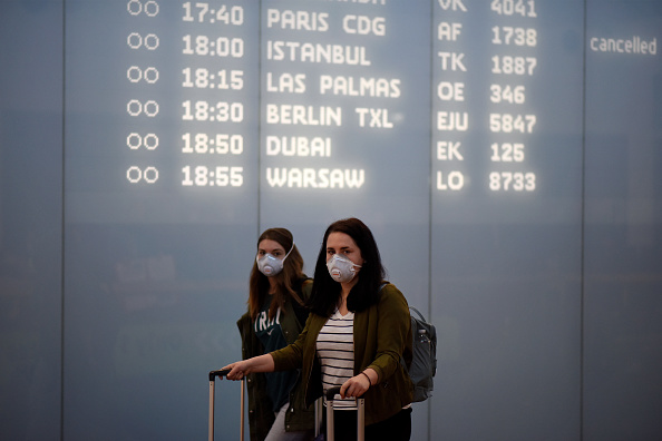Protection「Airlines Dock Jets As Passenger Numbers Plummet Due To Coronavirus」:写真・画像(7)[壁紙.com]