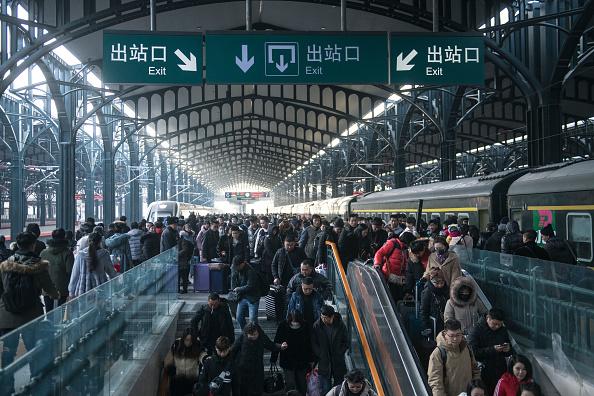 Transportation「Spring Festival Travel Rush Starts In China」:写真・画像(13)[壁紙.com]
