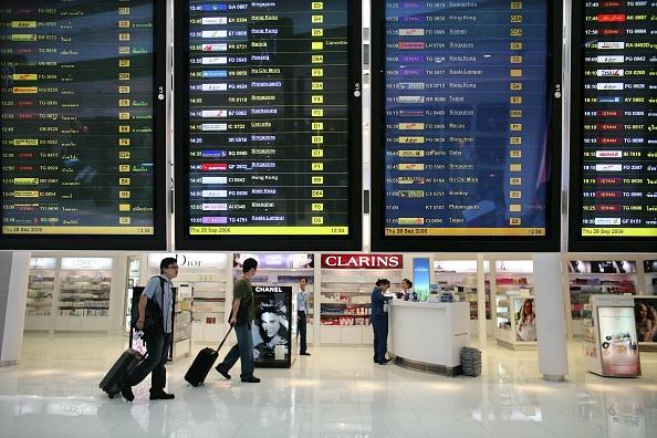 バンコク「Bangkok's  Suvarnabhumi Airport Ready For Takeoff」:写真・画像(5)[壁紙.com]