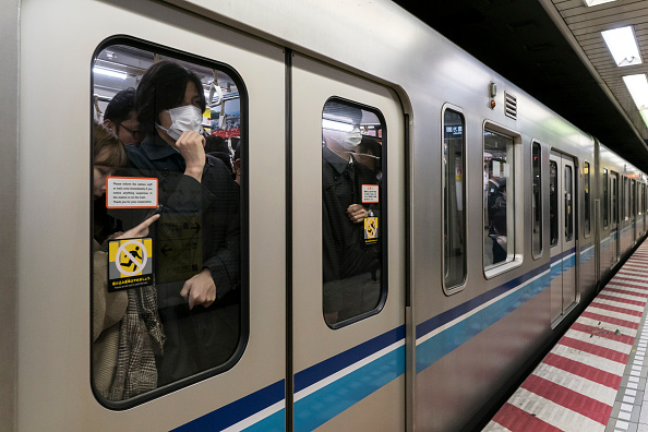 Passenger「Concern In Japan As The Wuhan Covid-19 Spreads」:写真・画像(3)[壁紙.com]