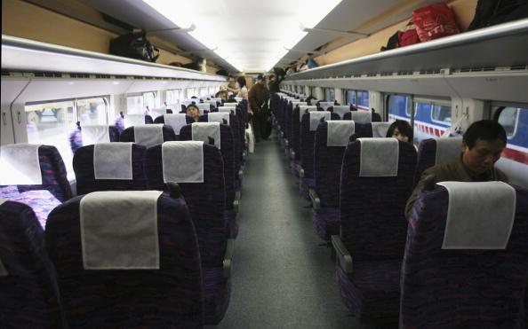"Passenger「China To Test Its Fastest ""Bullet Train""」:写真・画像(19)[壁紙.com]"