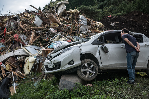 Japan「Large Earthquake Strikes Hokkaido」:写真・画像(17)[壁紙.com]