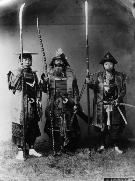 戦国武将「Samurai」:写真・画像(4)[壁紙.com]