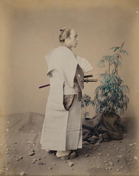 Traditional Clothing「Samurai」:写真・画像(10)[壁紙.com]