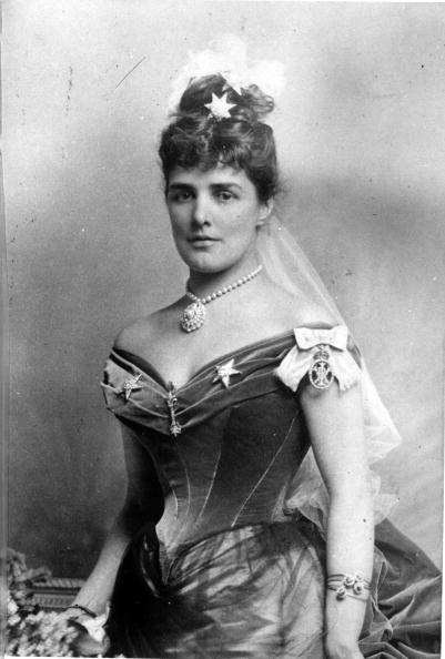 Evening Gown「Jennie Churchill」:写真・画像(19)[壁紙.com]