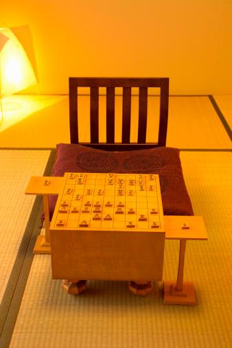 Zabuton「Japanese chess board」:スマホ壁紙(16)