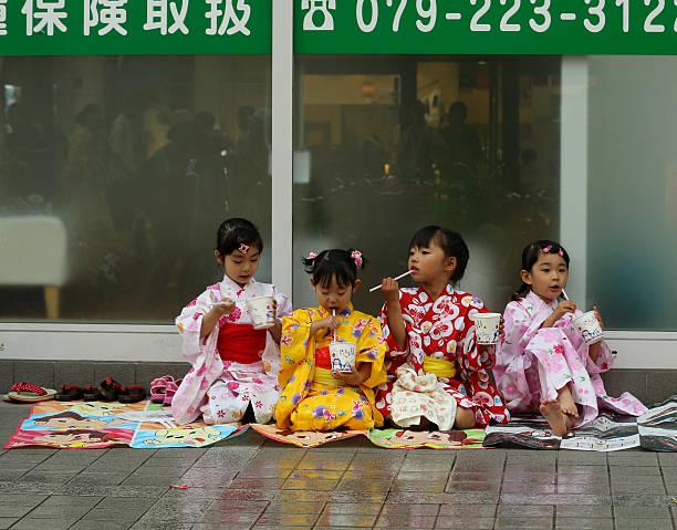 Summer Kimono Festival In Himeji:ニュース(壁紙.com)