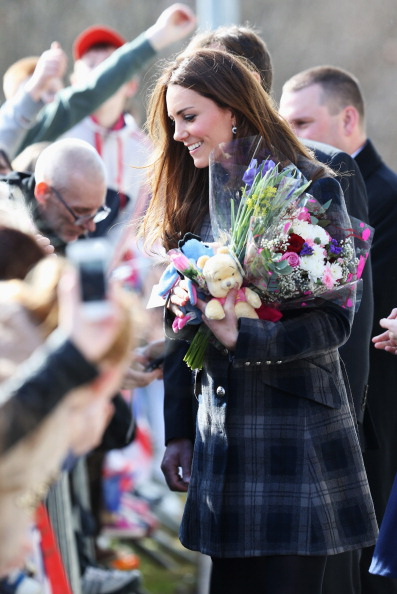 Bouquet「The Earl And Countess Of Strathearn Visit Scotland」:写真・画像(9)[壁紙.com]