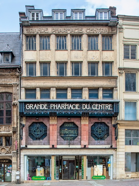 France「Grande Pharmacie Du Centre」:写真・画像(14)[壁紙.com]
