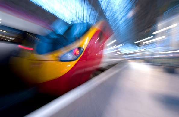 Motion「Virgin trains, Manchester railway station」:写真・画像(16)[壁紙.com]