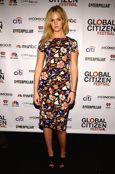 エリン・ヘザートン「2014 Global Citizen Festival In Central Park To End Extreme Poverty By 2030 - Backstage」:写真・画像(19)[壁紙.com]