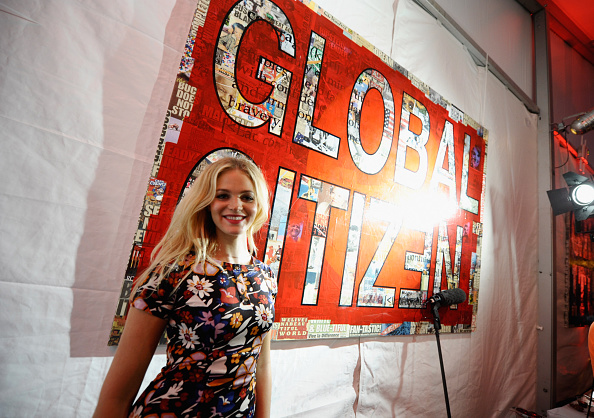 Erin Heatherton「2014 Global Citizen Festival In Central Park To End Extreme Poverty By 2030 - VIP Lounge」:写真・画像(6)[壁紙.com]