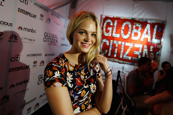 Erin Heatherton「2014 Global Citizen Festival In Central Park To End Extreme Poverty By 2030 - VIP Lounge」:写真・画像(7)[壁紙.com]