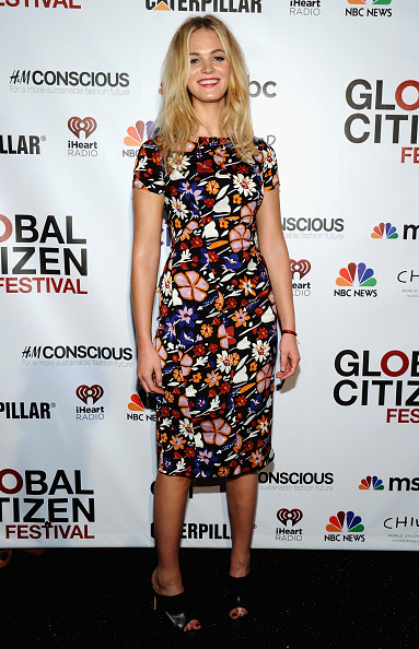 エリン・ヘザートン「2014 Global Citizen Festival In Central Park To End Extreme Poverty By 2030 - VIP Lounge」:写真・画像(15)[壁紙.com]