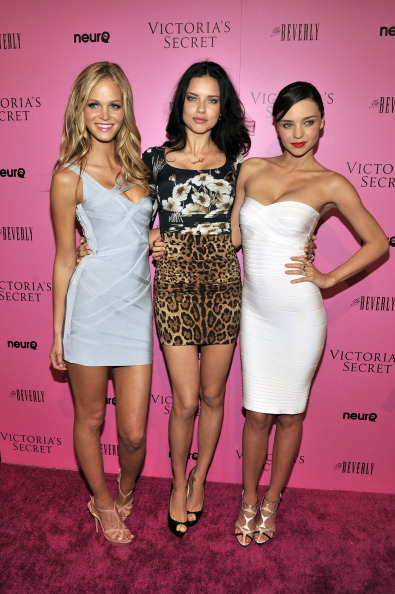 エリン・ヘザートン「Victoria's Secret's 6th Annual 'What Is Sexy? List: Bombshell Summer Edition' Celebration」:写真・画像(17)[壁紙.com]