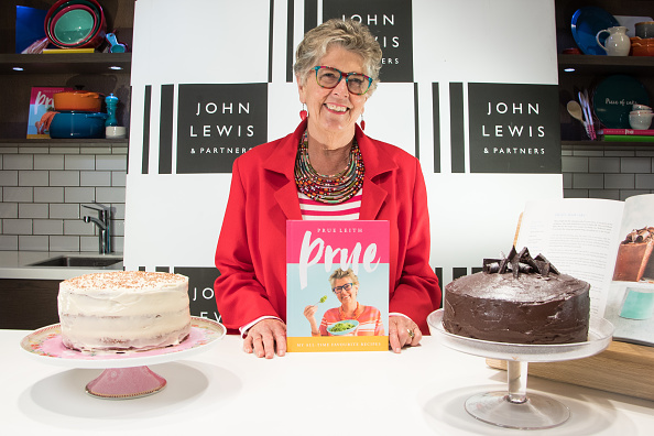 Book Signing「Prue Leith - Book Signing」:写真・画像(16)[壁紙.com]