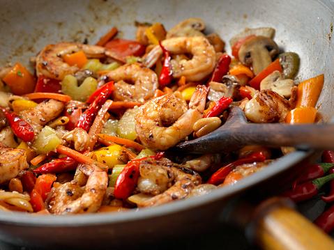 Chili Sauce「Kung Pau Cashew Shrimp」:スマホ壁紙(16)