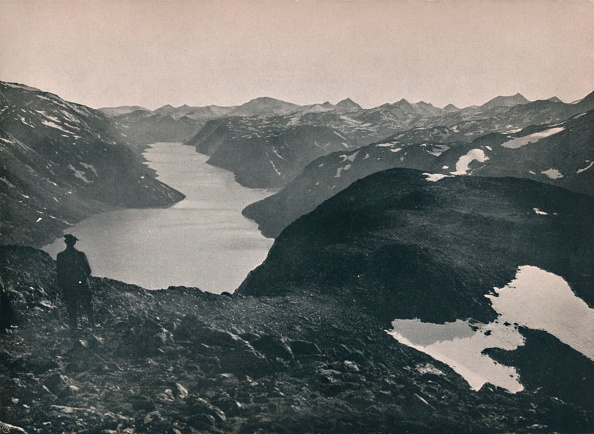 Archival「Gjende」:写真・画像(3)[壁紙.com]