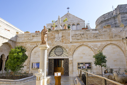 West Bank「Church of the Nativity」:スマホ壁紙(9)