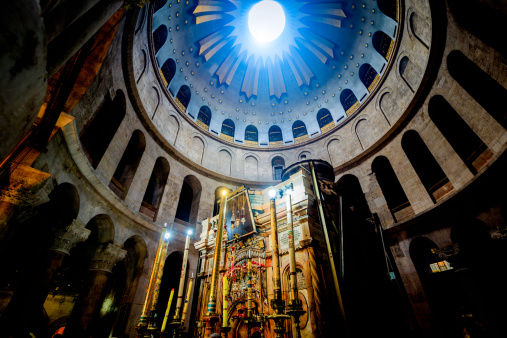 Spirituality「Church of the Holy Sepulchre in Jerusalem」:スマホ壁紙(10)