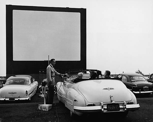 At A Drive-In Theater:ニュース(壁紙.com)
