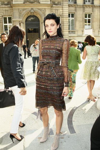 Gray Shoe「Valentino: Arrivals - Paris Fashion Week Haute Couture F/W 2012/2013」:写真・画像(11)[壁紙.com]
