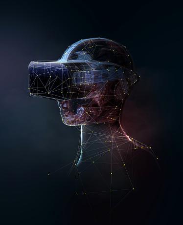 Innovation「VR Man2」:スマホ壁紙(8)