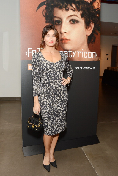 "Hand On Hip「Private Screening Of The Restored ""Fellini Satyricon"" Hosted By Dolce & Gabbana At The 50th New York Film Festival」:写真・画像(15)[壁紙.com]"