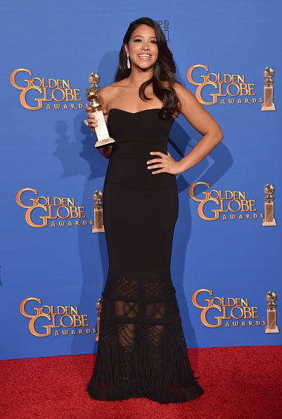 Golden Globe Award「72nd Annual Golden Globe Awards - Press Room」:写真・画像(9)[壁紙.com]