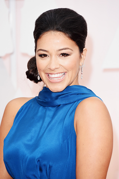 Drop Earring「87th Annual Academy Awards - Arrivals」:写真・画像(16)[壁紙.com]