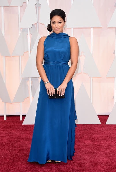 Drop Earring「87th Annual Academy Awards - Arrivals」:写真・画像(18)[壁紙.com]
