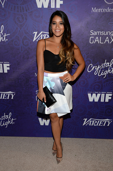 Clutch Bag「Variety And Women In Film Emmy Nominee Celebration Powered By Samsung Galaxy - Red Carpet」:写真・画像(3)[壁紙.com]