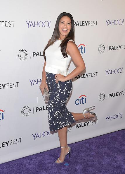 "Paley Center for Media - Los Angeles「The Paley Center For Media's 32nd Annual PALEYFEST LA - ""Jane The Virgin"" - Arrivals」:写真・画像(6)[壁紙.com]"
