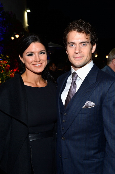 Gina Carano「GREAT British Film Reception - Inside」:写真・画像(15)[壁紙.com]