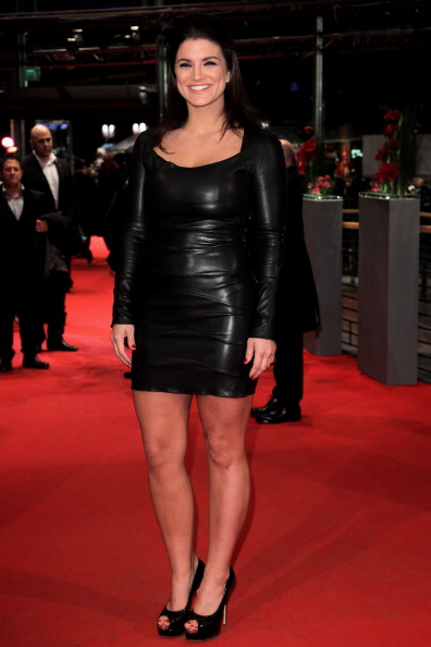 "Gina Carano「""Haywire"" Premiere - 62nd Berlinale International Film Festival」:写真・画像(0)[壁紙.com]"