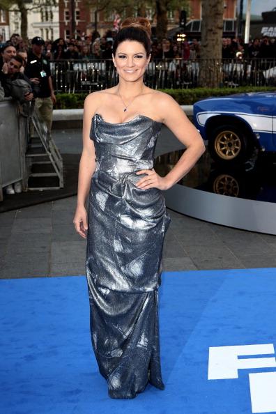 Gina Carano「Fast & Furious 6 - World Premiere - Red Carpet Arrivals」:写真・画像(8)[壁紙.com]