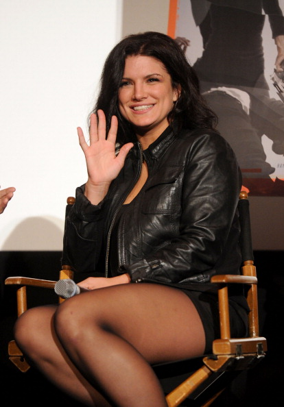 "Gina Carano「AFI FEST 2011 Presented By Audi - Secret Screening Of ""Haywire""」:写真・画像(4)[壁紙.com]"