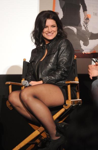 "Gina Carano「AFI FEST 2011 Presented By Audi - Secret Screening Of ""Haywire""」:写真・画像(8)[壁紙.com]"