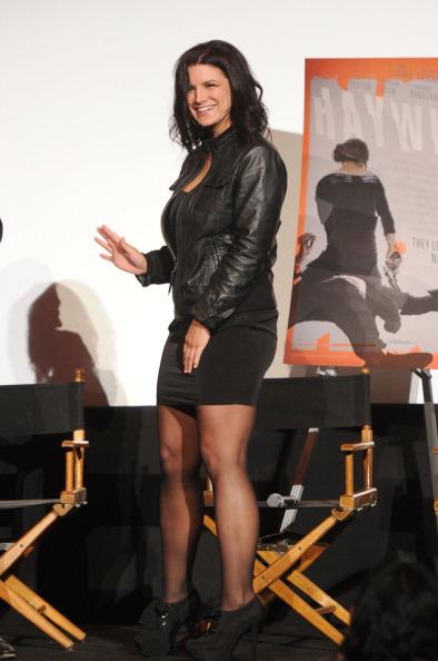 "Gina Carano「AFI FEST 2011 Presented By Audi - Secret Screening Of ""Haywire""」:写真・画像(14)[壁紙.com]"