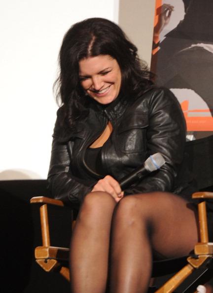 "Gina Carano「AFI FEST 2011 Presented By Audi - Secret Screening Of ""Haywire""」:写真・画像(6)[壁紙.com]"
