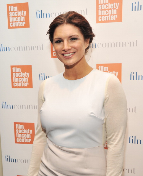 "Gina Carano「2012 Film Comment Selects Sneak Preview Screening Of ""Haywire""」:写真・画像(6)[壁紙.com]"