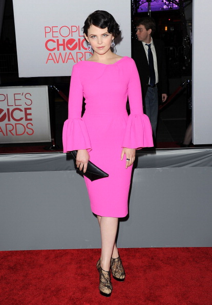 Bell Sleeve「2012 People's Choice Awards - Arrivals」:写真・画像(7)[壁紙.com]