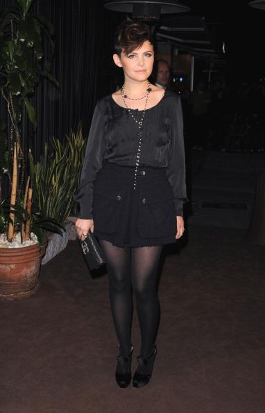 Hosiery「Chanel & Charles Finch Pre-Oscar Dinner Celebrating Fashion & Film - Arrivals」:写真・画像(17)[壁紙.com]