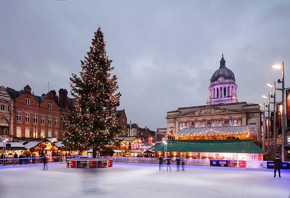 Christmas Market「Old Market Square」:写真・画像(17)[壁紙.com]