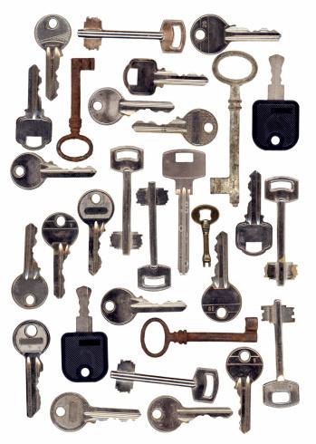 Rusty「Keys」:スマホ壁紙(16)